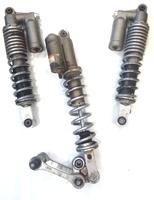 Амортизаторы Yamaha YFZ 450 2004-2008 передние х2, задний х1 5D3-23350-B0-00, 5D3-22210-B0-00 БУ