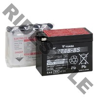 Аккумулятор Yuasa YT4B-BS(YT4B-5)