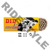 Цепь квадроцикла ATV 520 x-ring 100 звеньев DID did520atv