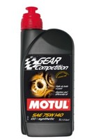 Масло трансмисионное MOTUL Gear Competition 75W-140