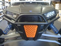 Бампер передний оранжевый для Polaris RZR 1000 Alba Racing 500-R2-BO