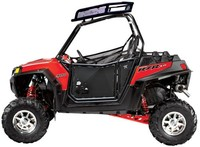 Двери для Polaris RZR 900XP/800/S BlingStar UTV-2001TXT