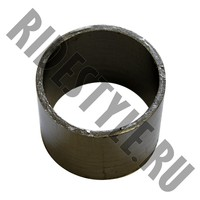 Кольцо выхлопной трубы графитовое квадроцикла BRP/CanAm Outlander/Renegade 500/650/800/1000 707601544,707600955