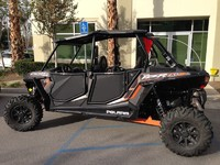 Комплект дверей BlingStar для Polaris RZR 4 1000 XP UTV-2501TXT