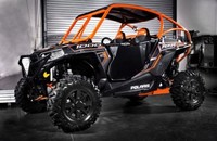 Комплект дверей BlingStar для Polaris RZR 1000 XP UTV-2201TXT