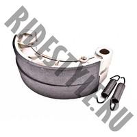 Тормозные колодки задние, барабанные квадроцикла/мотоцикла Honda TRX 500 Foreman/Rubicon SBS 2072