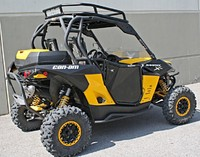 Двери квадроцикла BRP/CanAm Commander/Maverick BLINGSTAR UTV-4006TXT