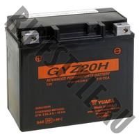 Аккумулятор квадроцикла/снегохода ARCTIC CAT/Suzuki GYZ20H