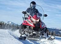 Ветровое стекло снегохода 67см 2мм Arctic Cat Bearcat 7000XT, Pantera 7000XT, 6606-919, 6606-587, 7606-256