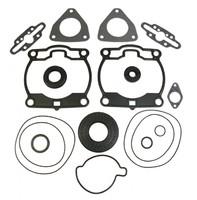 Полный комплект прокладок двигателя с сальниками снегохода Polaris Fusion/RMK/Switchback 900 2005-2006 711282 Winderosa gs1282