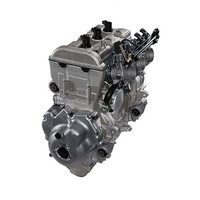 Двигатель снегохода в сборе Yamaha Viking VK10 Professional 8LP-3SMBE-G0-00