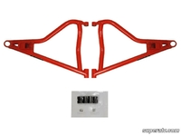 Рычаги передние верхние усиленные Polaris RZR 1000 2014+ красные SuperATV AA-P-RZR1K-HC-002-03