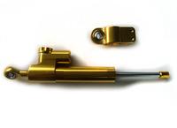 Демпфер руля для квадроцикла/мотоцикла телескопический Gold TSK 12-1401