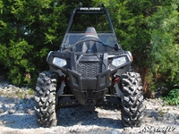 Стекло 1/2 для Polaris Sportsman Ace 570/330 2014+ SuperAtv HWS-P-ACE-70