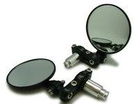 Зеркала универсальные квадроцикла или мотоцикла в ручки руля регулируемые JP-2052