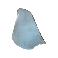 Ветровое стекло снегохода BRP/Ski-Doo Skandic 500F/600 M5245105/M5148234  12-9872