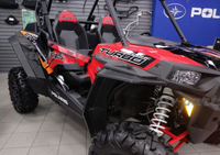 Расширители арок Polaris RZR 1000 2014+ /RZR 900 2015+ MP 0357