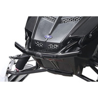Бампер передний для снегохода Polaris RMK, Pro RMK, Rush, Switchback, Assault 2011-14 Skinz PFB300-BK