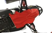 Защита дна для снегохода Polaris AXYS Skinz PFP350-RD