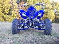 Комплект занижения и расширения Yamaha Raptor 700, Raptor 660, Raptor 350 TSK RLK1-FLK1
