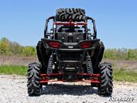Крепление колеса Polaris RZR 1000, RZR 1000 Turbo черное SuperATV STC-P-RZR1K-00