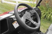 Руль с обогревом для UTV BRP Commander 2011+ /Maverick 2013+ Symtec UTV  210186 /179650 /40-41853