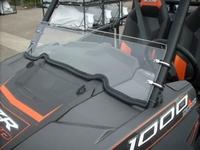Стекло лобовое половинка Polaris RZR 1000/900 UTVA106
