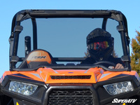 Стекло полное для Polaris RZR 1000, RZR 900, RZR XP Turbo, SuperATV WS-P-RZR1K-001-75