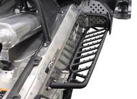 Подножки снегохода Yamaha Nytro MTX/MTX SE 2010-2014 Skinz YAFRB150-FBK