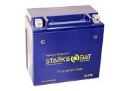 Аккумулятор для квадроцикла/снегохода StarksBat YT 12-14 (YTX16-BS, YB16B-A)