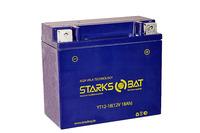Аккумулятор для квадроцикла/снегохода StarksBat YT 12-18 (YTX20L-BS, YTX20HL-BS, YB16CL-B, YB16L-B, YB18L-A)