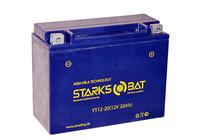 Аккумулятор для квадроцикла/снегохода StarksBat YT 12-20 (Y50-N18L-A, Y50-N18L-A3, YTX24HL-BS)